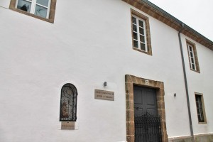 Oficina del peregrino fachada
