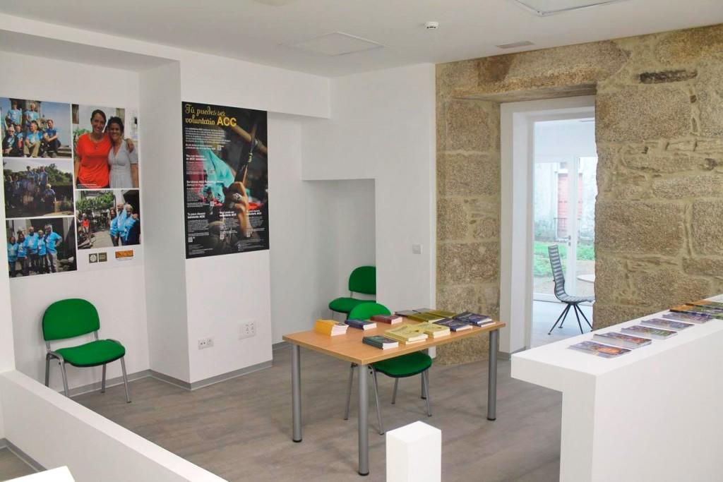 Oficina del peregrino santiago de compostela for Oficina de turismo de santiago de compostela