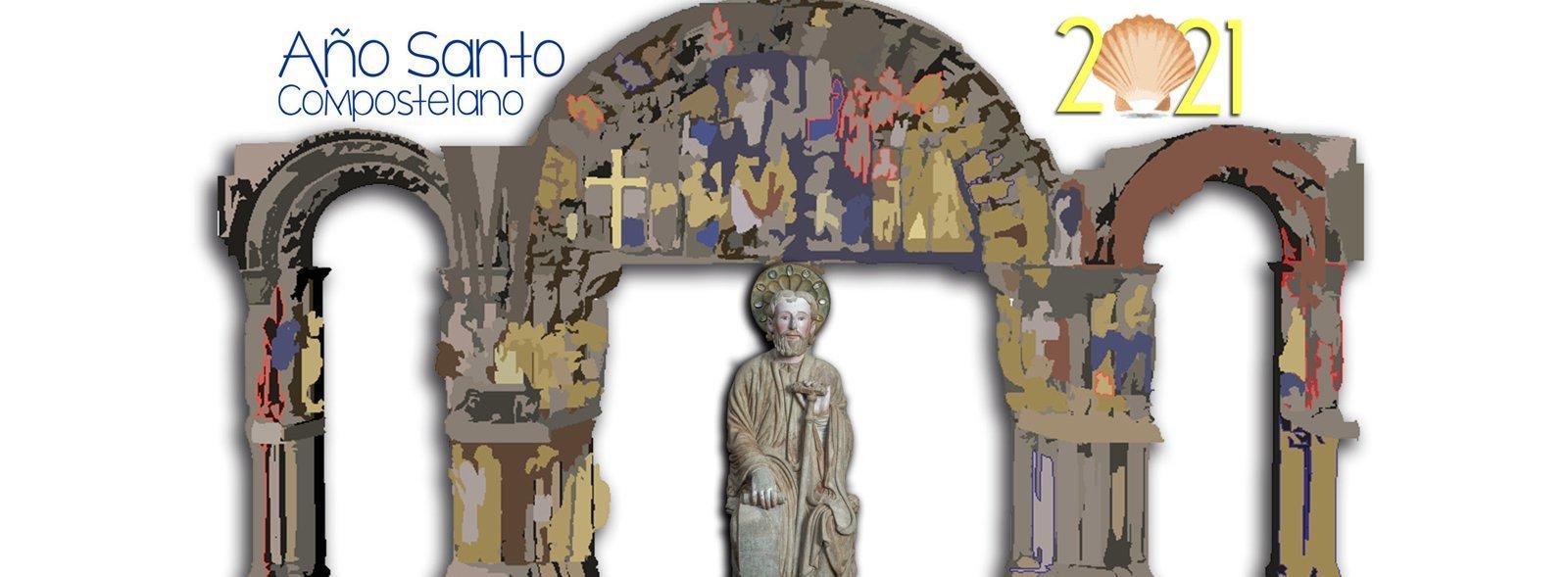 año santo 2021 para slide portada web oficina peregrino